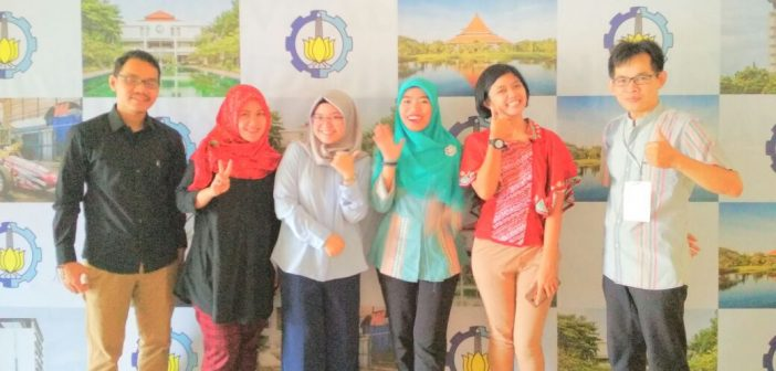 KUI UMSU Sends 2 Participants To Join The Training Of Strengthening International Affairs Office In ITS Surabaya